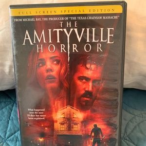 THE AMITYVILLE HORROR DVD FULL SCREEN SPECIAL ED.